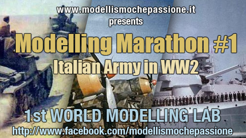 From now to december 22, 2012. The 1st World Modelling Lab Hi all friends of modellismochepassione.it Thanks to  Jose Luis Lopez Ruiz we decided to create this long term event that's...