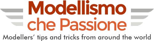 Welcome on Modellismo che passione! - The first portal for free about modelling on wich master modellers explain their techniques to young modellers!
